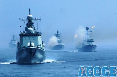中方回应美舰进中国南海岛礁近海:强烈不满
